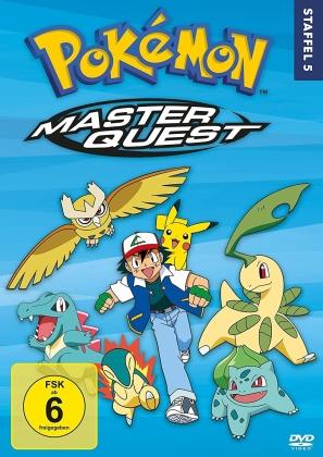 Pokémon - Staffel 5: Master Quest (8 DVDs)