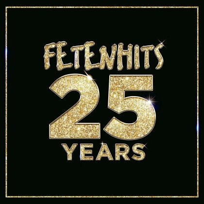 Fetenhits - 25 Years (4 LPs)