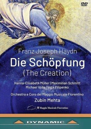 Orchestra e Coro del Maggio Musicale Fiorentino & Zubin Mehta - Die Schöpfung (Dynamic)