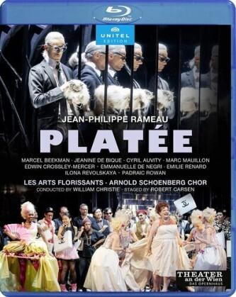 Les Arts Florissants, William Christie & Marcel Beekman - Platée (Unitel Classica)