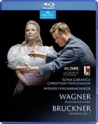 Wiener Philharmoniker, Christian Thielemann & Elina Garanca - Wesendonck Lieder / Symphony No. 4 (Unitel Classica)