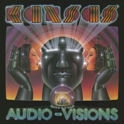Kansas - Audio Visions (2021 Reissue, Gatefold, Friday Music, Colored, LP)
