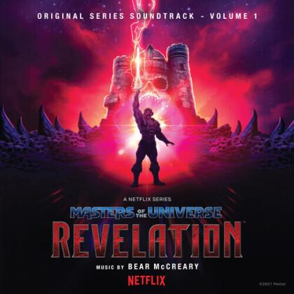 Bear McCreary - Masters Of Universe - Revelation - OST - NEtflix V1