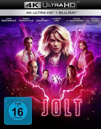 Jolt (2021) (4K Ultra HD + Blu-ray)