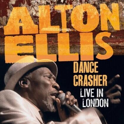 Anton Ellis - Dance Crasher Live In London (2 LPs)