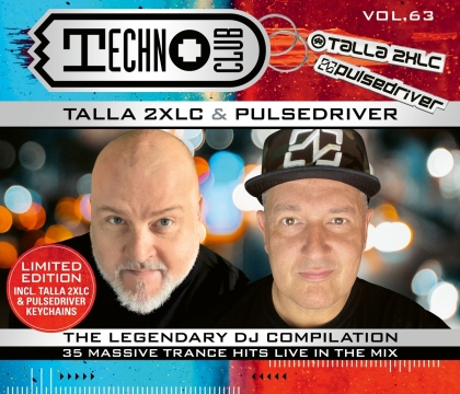 Techno Club Vol. 63 (2 CD)