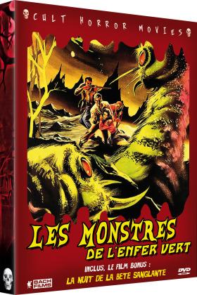 Les monstres de l'enfer vert / La nuit de la bête sanglante (Cult Horror Movies)
