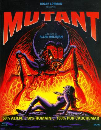 Mutant (1982) (Director's Cut, Kinoversion)