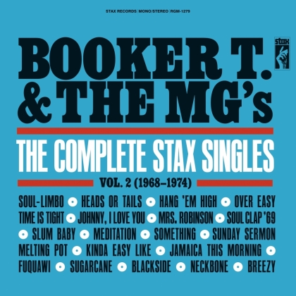 Booker T. & The MG's - Complete Stax Singles Vol. 2