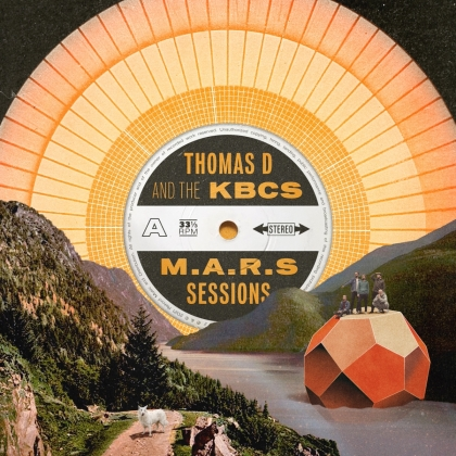 Thomas D (Fanta 4) & The KBCS - M.A.R.S Sessions