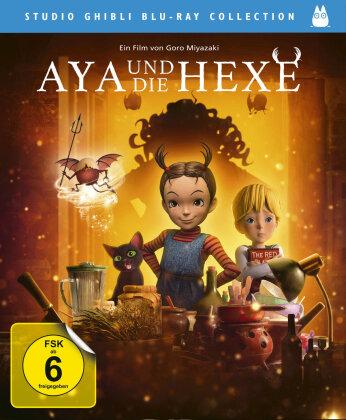 Aya und die Hexe (2020) (Studio Ghibli Blu-ray Collection, Digibook)