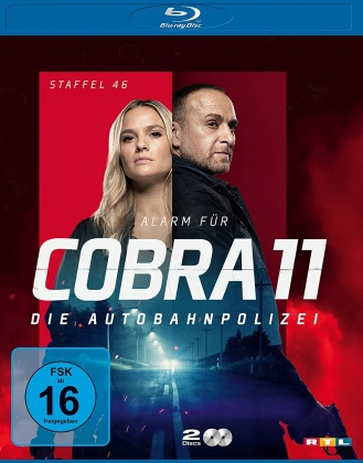 Alarm für Cobra 11 - Staffel 46 (2 Blu-rays)