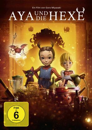 Aya und die Hexe (2020)