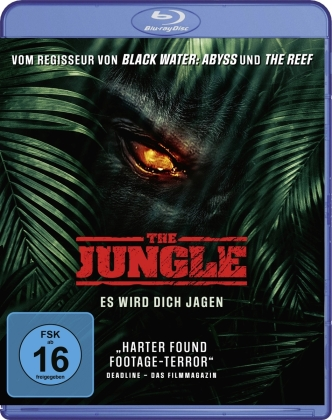 The Jungle - Es wird Dich jagen (2013) (Uncut)