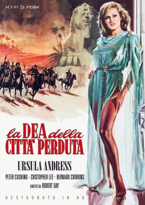 La dea della città perduta (1965) (Sci-Fi d'Essai, restaurato in HD, Neuauflage)