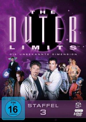 Outer Limits - Die unbekannte Dimension - Staffel 3 (Fernsehjuwelen, 4 DVDs)