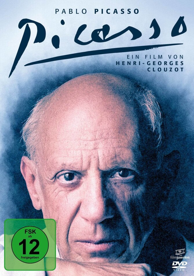 Picasso (1956) (Filmjuwelen)