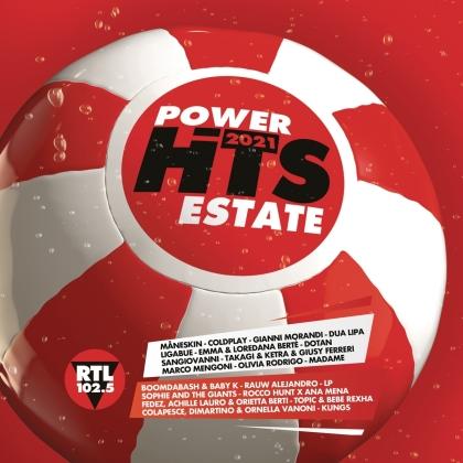 Power Hits Estate 2021 (Rtl 102.5) (3 CD)