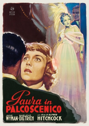 Paura in palcoscenico (1950) (Noir d'Essai, s/w, Neuauflage)