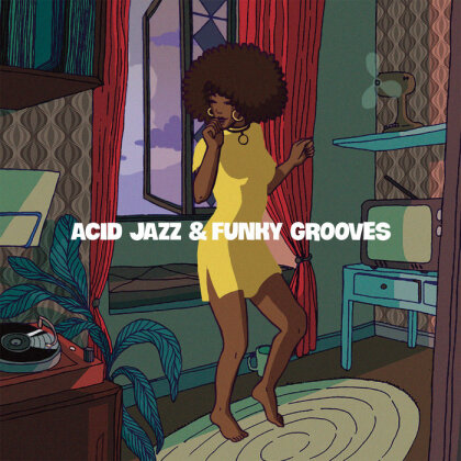 Acid Jazz And Funky Grooves (Irma Records, 2 LPs)
