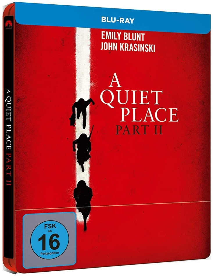 A Quiet Place 2 (2020) (Limited Edition, Steelbook)