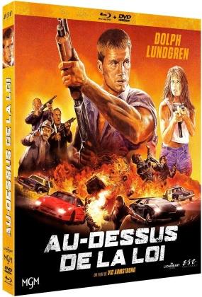 Au dessus de la loi (1993) (Blu-ray + DVD)