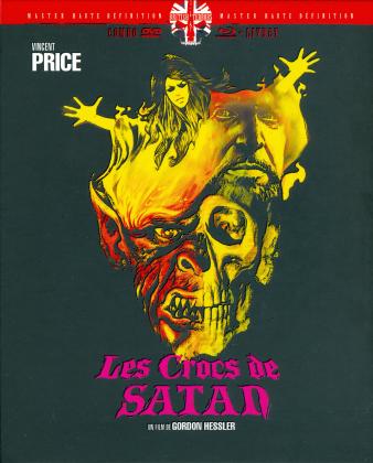 Les Crocs de Satan (1970) (Nouveau Master Haute Definition, Blu-ray + DVD)