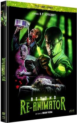 Beyond Re-Animator (2003) (Limited Edition, Mediabook, Blu-ray + DVD)