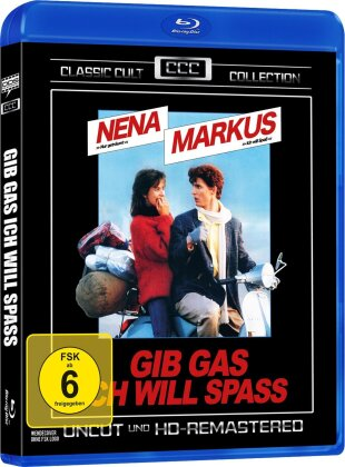 Gib Gas ich will Spass (1983) (Classic Cult Collection, HD-Remastered, Uncut)