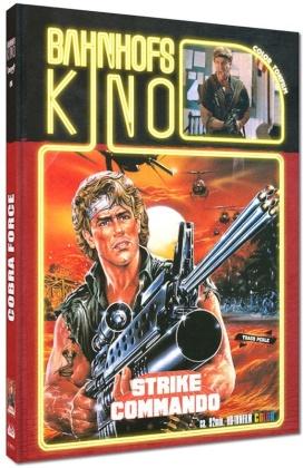 Cobra Force - Strike Commando (1986) (Cover C, Limited Edition, Mediabook, Blu-ray + DVD)