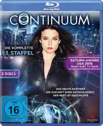 Continuum - Staffel 3 (2 Blu-rays)
