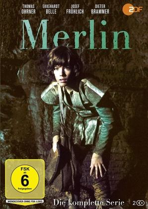 Merlin - Die komplette Serie (1979) (2 DVDs)