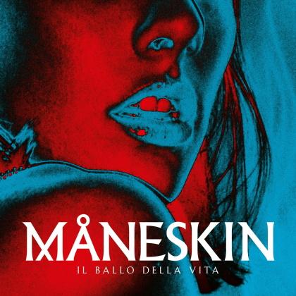 Maneskin - Il Ballo Della Vita (2021 Reissue, Limited Edition, Transparent Blue Vinyl, LP)