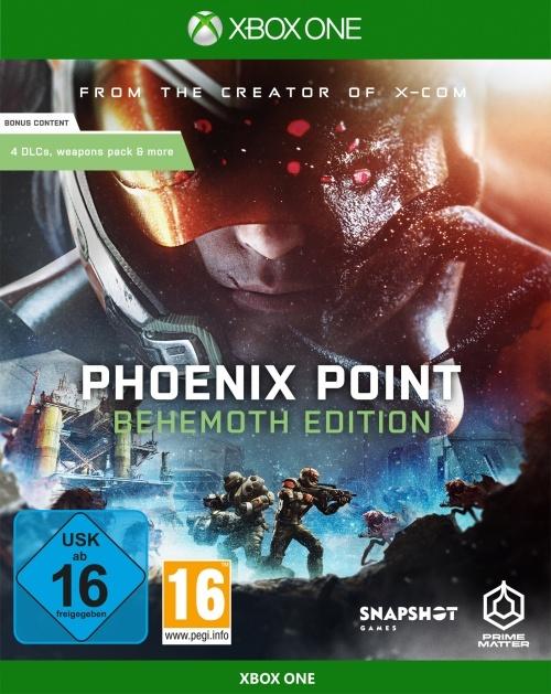 Phoenix Point - Behemoth Edition
