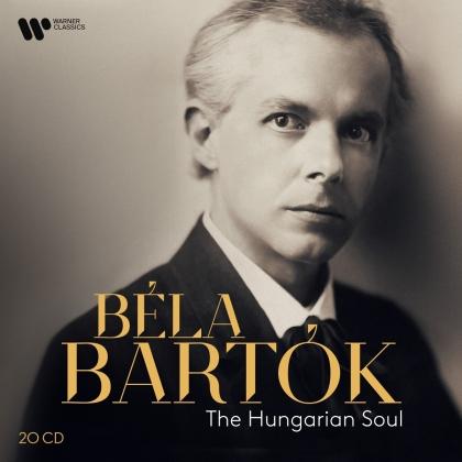 +, James Conlon, Franz Welser-Möst, Mariss Jansons & Gidon Kremer - Bartok-The Hungarian Soul (20 CDs)