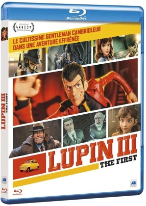 Lupin the 3rd: The First - Le Film (2019)