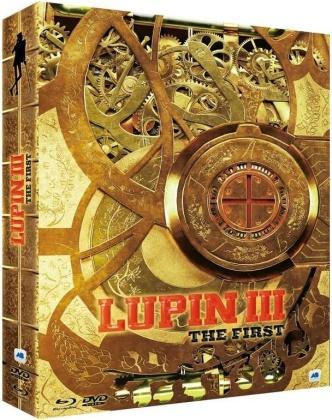 Lupin the 3rd: The First - Le Film (2019) (Collector's Edition, Edizione Limitata, Blu-ray + 2 DVD)