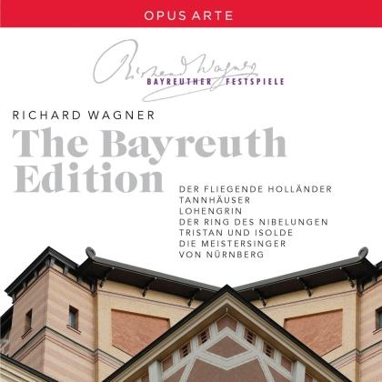 Richard Wagner (1813-1883) - Bayreuth Edition - Bayreuther Festspiele (30 CDs)