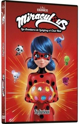 Miraculous - Les aventures de LadyBug et Chat Noir - Fu furieux
