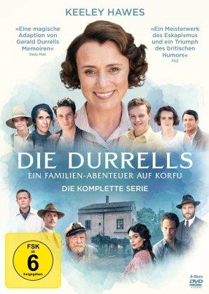 Die Durrells - Die komplette Serie (8 DVDs)