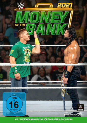 WWE: Money in the Bank 2021 (2 DVDs)