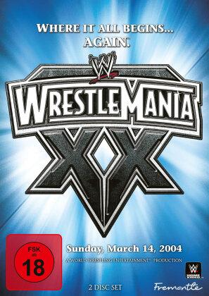 WWE: Wrestlemania 20 (2 DVDs)