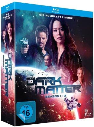 Dark Matter - Staffel 1-3 (6 Blu-rays)