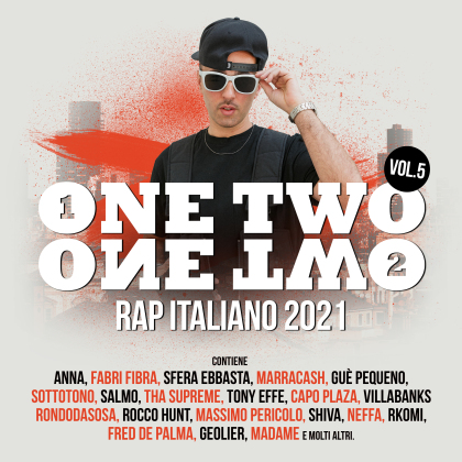 One Two One Two Vol 5: Rap Italiano 2021 (2 CDs)