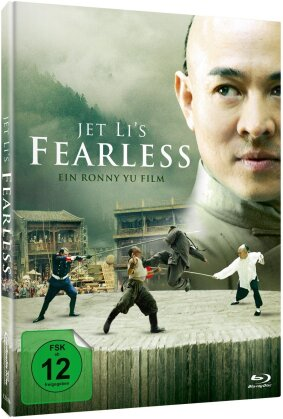 Fearless (2006) (Limited Edition, Mediabook)
