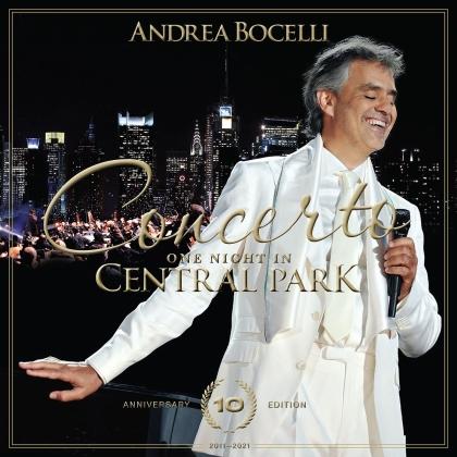 Andrea Bocelli - Concerto - One Night In Central Park (10th Anniversary Edition)
