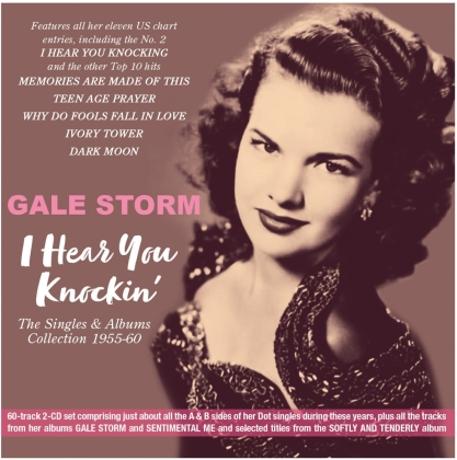 Gale Storn - I Hear You Knockin': The Singles & Albums (2 CDs)