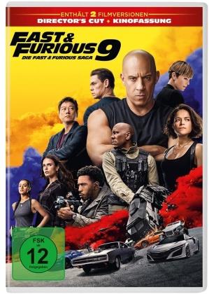 Fast & Furious 9 - Die Fast & Furious Saga (2021)