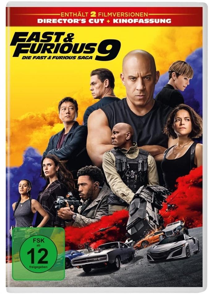 Fast & Furious 9 (2021) (Director's Cut, Kinoversion)
