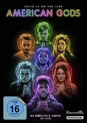 American Gods - Staffel 3 (4 DVDs)